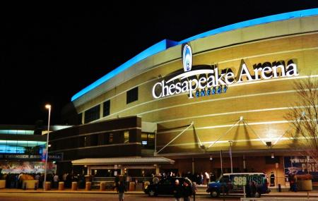Chesapeake Energy Arena Image