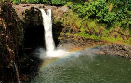 Rainbow Falls Park Image