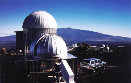 Mauna Loa Observatory Image