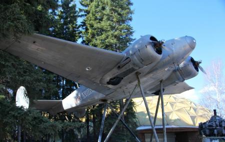 Pioneer Air Museum Image