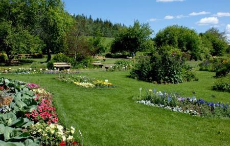Georgeson Botanical Garden Image