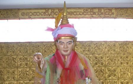 Botataung Pagoda Image