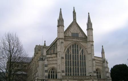 Winchester Cathedral Image