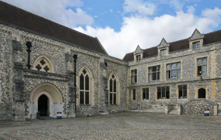 Winchester Castle Image
