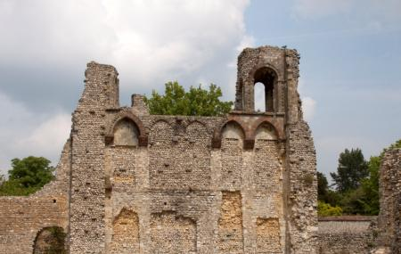 Wolvesey Castle Image