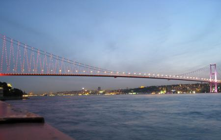 Bosphorus Bridge Image
