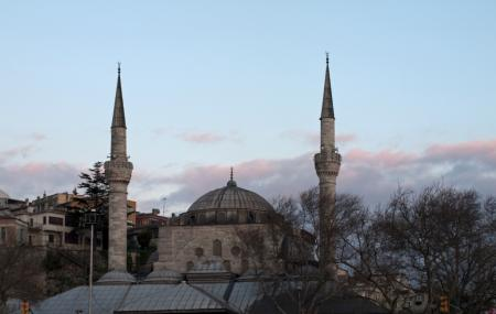 Mihrimah Sultan Mosque Image