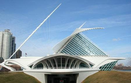 Milwaukee Art Museum Image