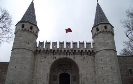 Topkapi Palace Image
