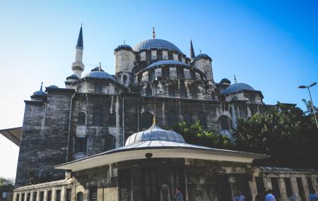 Rustem Pasha Mosque Image