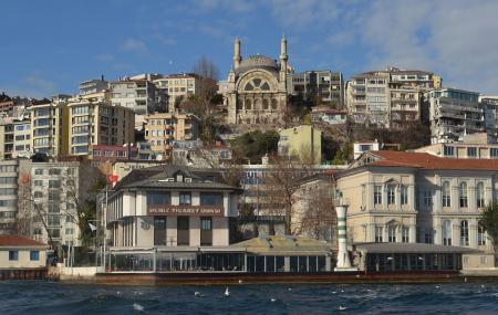 Bosphorus Strait Image