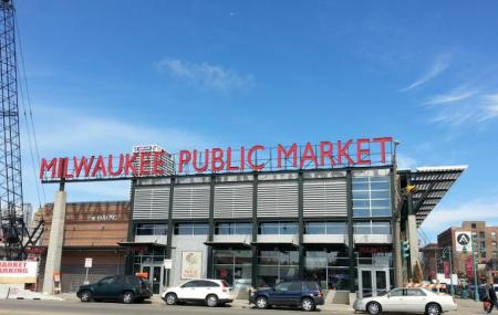 Milwaukee Public Market Image