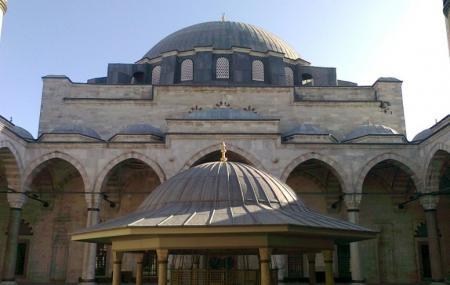 Yavuz Sultan Selim Mosque Image
