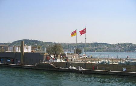 Galatasaray Island Image