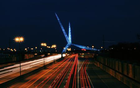 Skydance Pedestrian Bridge Image