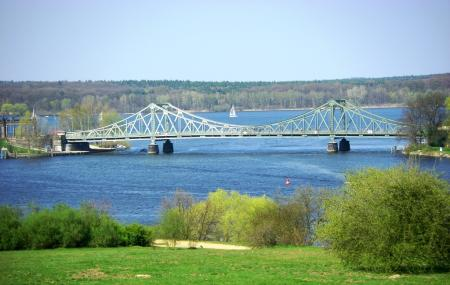 Glienicke Bridge Image