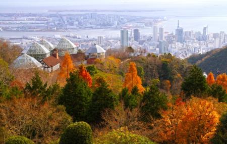 Kobe Nunobiki Herb Garden And Ropeway Image