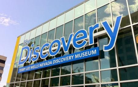 The Discovery - Terry Lee Wells Nevada Discovery Museum Image