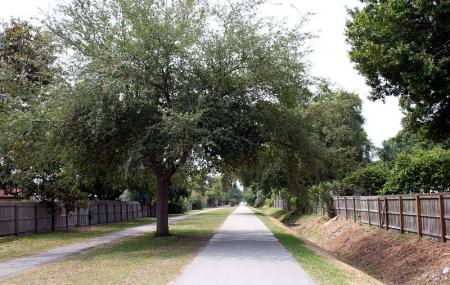 Fred Marquis Pinellas Trail Image
