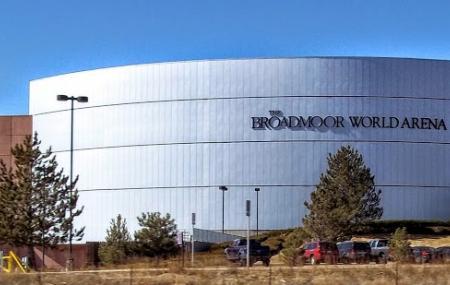 Broadmoor World Arena Image