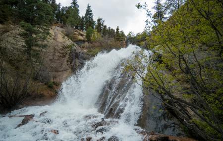 Helen Hunt Falls Image