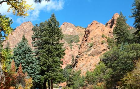 North Cheyenne Canon Park, Colorado Springs