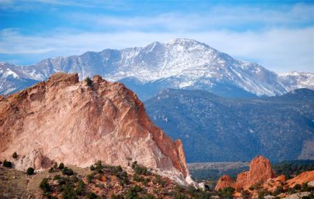 Pikes Peak Image