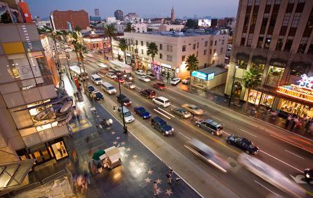 Hollywood Boulevard Image