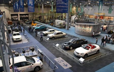 Toyota Commemorative Museum Of Industry And Technology Image