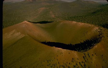 Sunset Crater Volcano National Monument Image