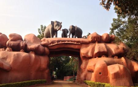 Chandaka Elephant Sanctuary Image
