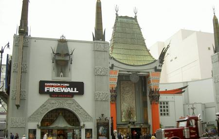 T C L Chinese Theatre, Los Angeles