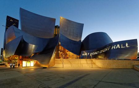 Walt Disney Concert Hall Image