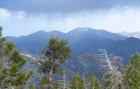 San Gabriel Mountains Image