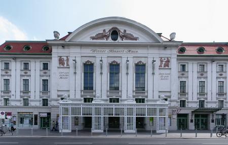 Wiener Konzerthaus, Vienna