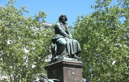 Beethoven Statue Image