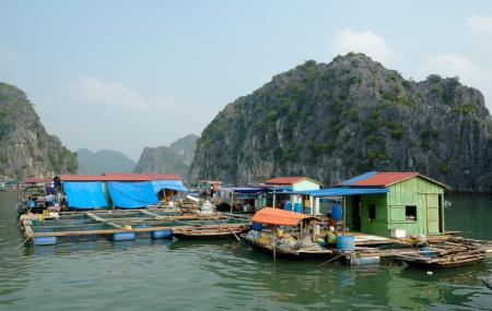 Cua Van Floating Village Image