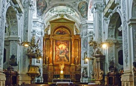 Dominican Church Image