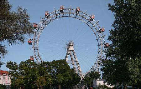 Wiener Riesenrad, Vienna