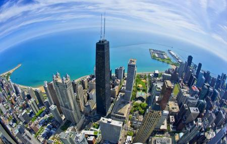 360 Chicago Observation Deck Image