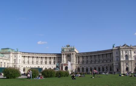 Hofburg Palace Image
