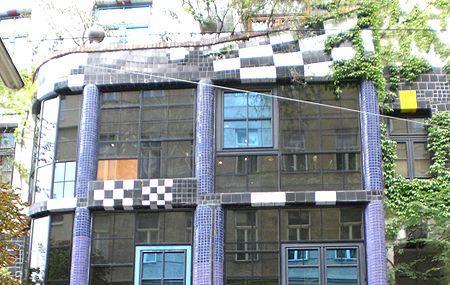 Kunst Haus Wien. Museum Hundertwasser Image