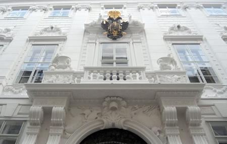 Winter Palace Of Prince Eugene Image
