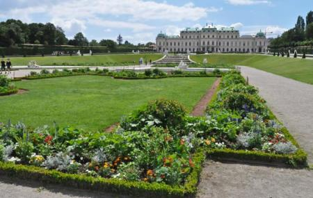 Belvedere Palace Image