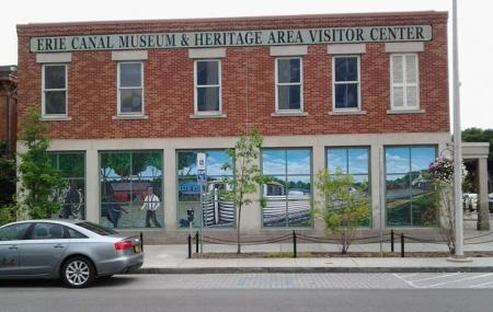 Erie Canal Museum Image