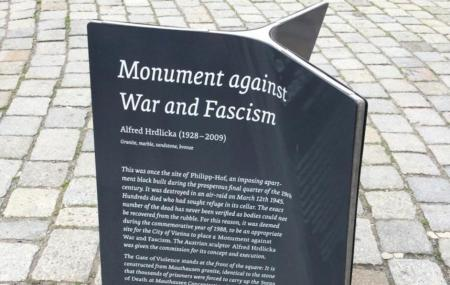 The Gates Of Violence Monument Image