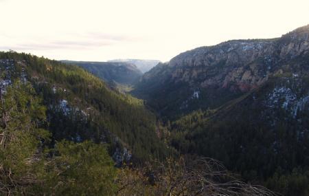 Oak Creek Canyon Image