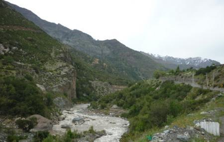 Cajon Del Maipo Image