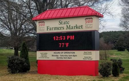 State Farmers Market Image