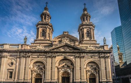 Santiago Metropolitan Cathedral Image